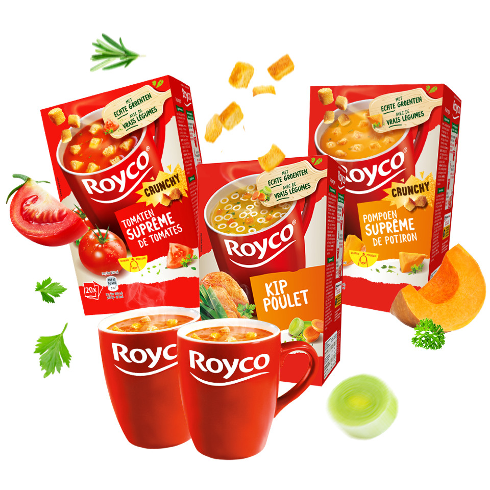 Royco Big Box at home: Large
