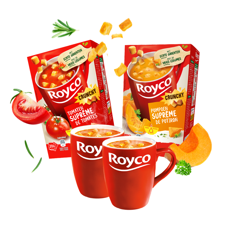 Royco Big Box at home: Medium