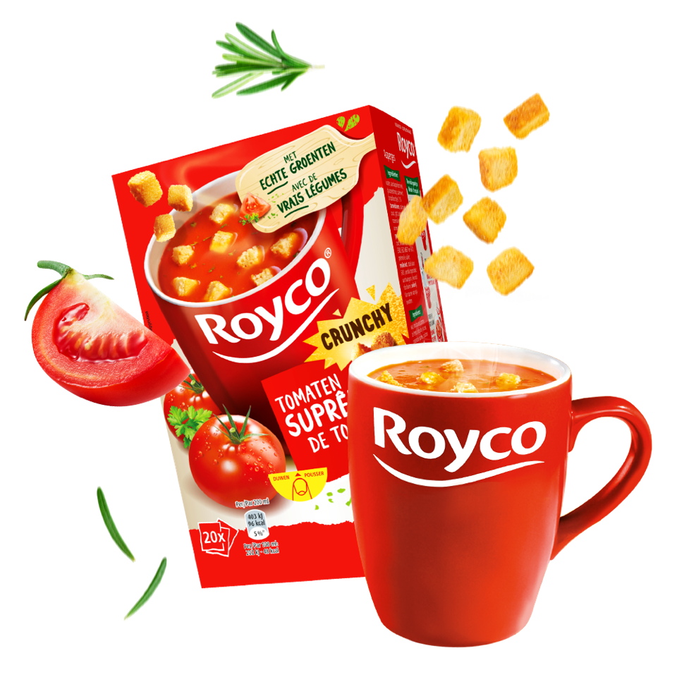 Royco Big Box at home: Small
