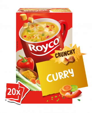 Royco Crunchy Curry